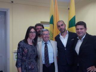 Presidenti Provinciali Coldiretti Liguria