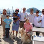 01 Spiaggia libera per cani Albenga inaugurazione 2018