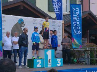 02 nazionali podio Meeting Nazionale di Andalo