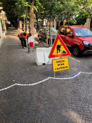 03 Ripristino del porfido Albenga 2018