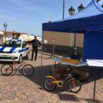 03 mezzo elettrico Polizia Locale Laigueglia
