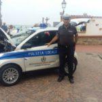 04 mezzo elettrico Polizia Locale Laigueglia