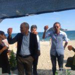 05 Spiaggia libera Amare Fido Albenga 2018