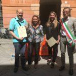10 Inaugurazione pulmino Albenga 2018