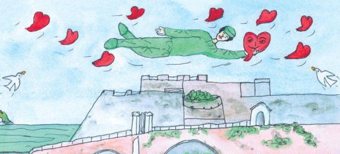 Il cuore in Fortezza Savona