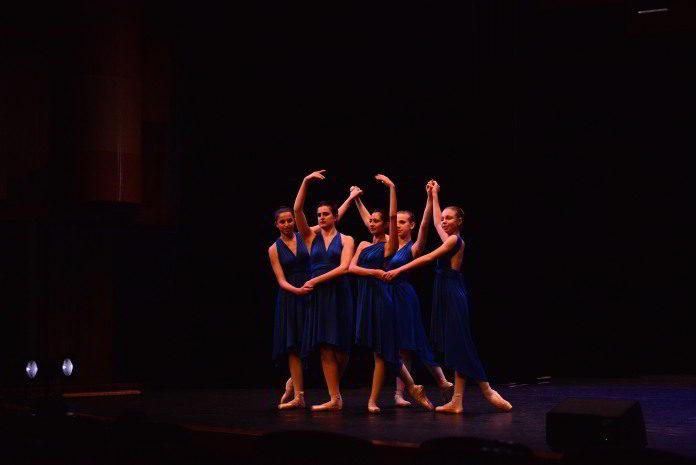 giovani ballerine dell'accademia di Savona 2