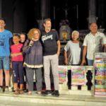 01 Alpicella Varazze.23.07.18.Giovani Senza Confini Attori Registi Cantanti Ginnaste Presentatori