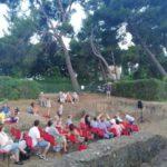 03 Spettacolo Anfiteatro romano Albenga 2018