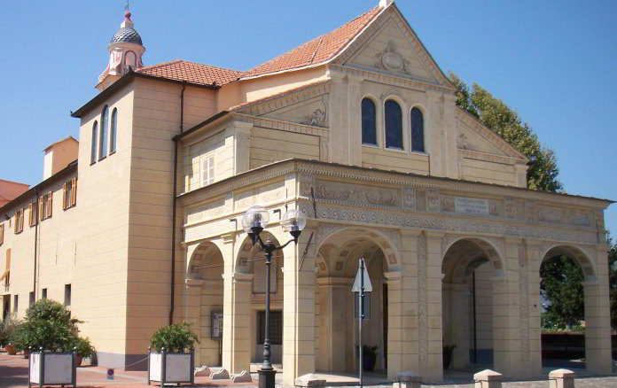 Santuario Pontelungo - Albenga