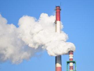 fumi centrale carbone