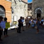 01 Manifestazione Io sto con i migranti Albenga 2018