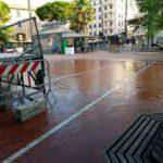 02 Bonifica piazza del Popolo ad Albenga