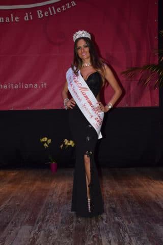 1 Natasha Fato Miss Mamma Italiana 2018