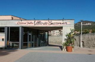 Teatro Gassman nuova insegna Borgio Verezzi