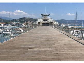 pontile Marina di Loano