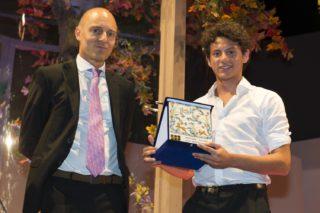 premio demari 2 ad Alessio Zirulia