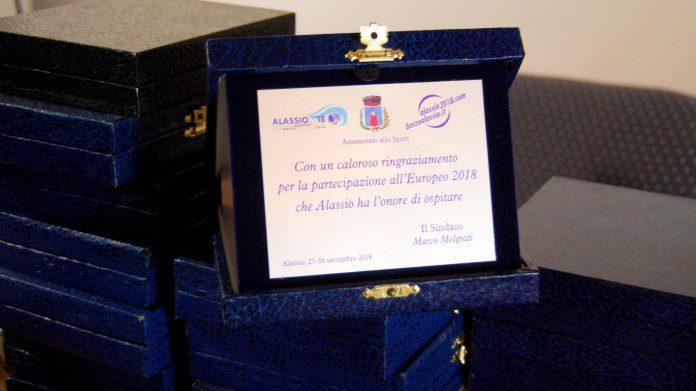 02 Campionati europei di Bocce Alassio benvenuto ufficiale alle delegazioni delle nazionali