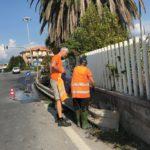 02 manutenzione e pulizia dei canali Albenga