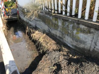 manutenzione e pulizia dei canali Albenga