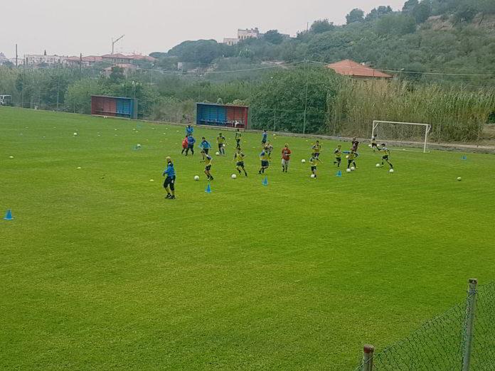 Borgio Verezzi impianti sportivi area calcio 01