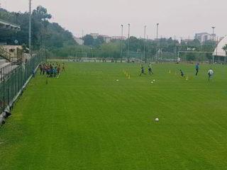 Borgio Verezzi impianti sportivi area calcio 03