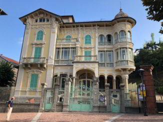 Villa Rosa di Altare Savona