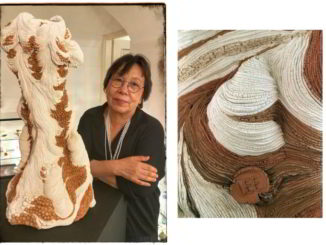 Yang Sil Lee terracotte coreane
