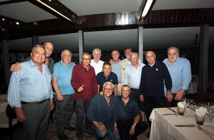 liceo classico III A Albenga cinquanta anni dopo 1968 2018