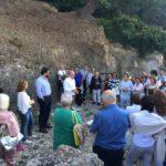 02 Visita sito archeologico di San Calocero Albenga 2018
