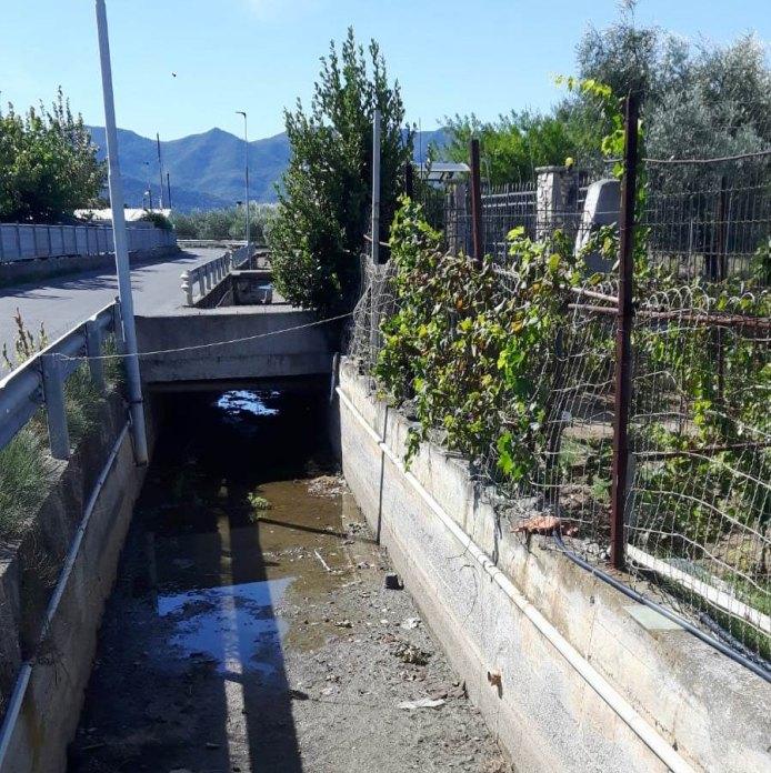 03 – Pulizia corsi d'acqua 4 – Ceriale