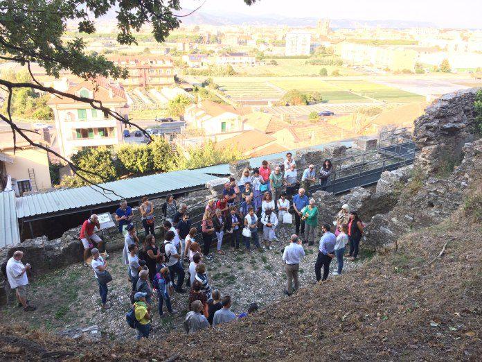 03 Visita sito archeologico di San Calocero Albenga 2018