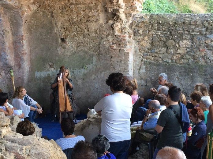 04 – Visita sito archeologico di San Calocero – Albenga 2018