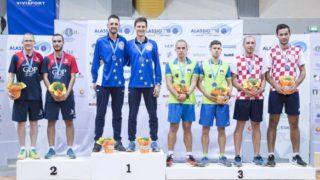 05 staffetta01 Campionato europeo bocce Alassio 2018