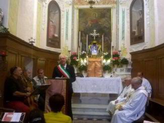Arnasco chiesa sindaco