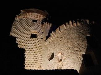 Castel Govone notturna Finale Ligure csf Govone