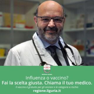 Vaccinazione regione Liguria