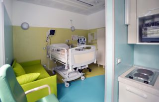 01 Hospice pediatrico Il Guscio dei bimbi Istituto Gaslini di Genova