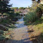 01 Pulizia fiumi e rii a Loano
