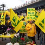 03 Manifestazione Coldiretti al Porto di Genova