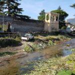 03 Pulizia fiumi e rii a Loano