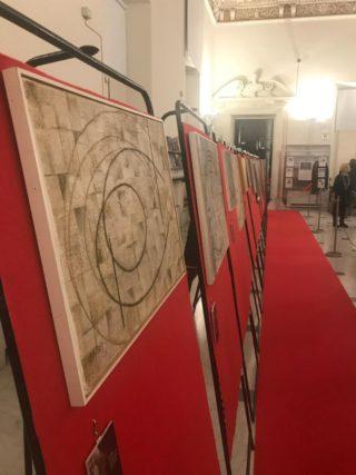 05 Mostra di Nenne Sanguineti Poggi a Villa Imperiale Genova