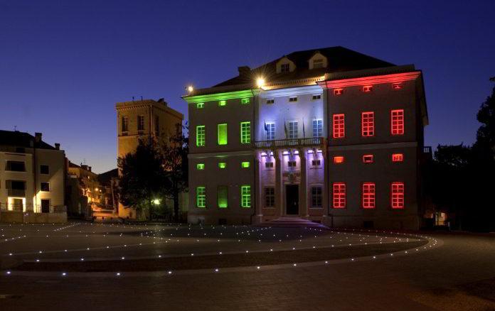 Palazzo Doria Tricolore