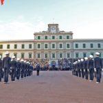 01 Giuramento Marina militare in Accademia a Livorno