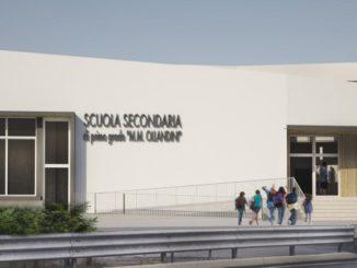 01 Progetto nuove scuole Ollandini Alassio