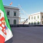 02 Giuramento Marina militare in Accademia a Livorno