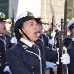 03 Giuramento Marina militare in Accademia a Livorno