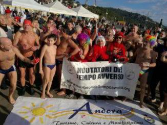 Nuotatori Tempo Avverso Cimento ad Andora