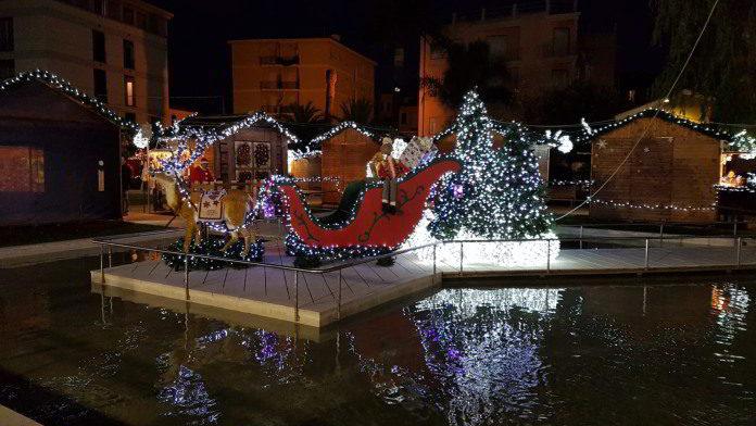 Villaggio Natale 02 Loano