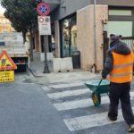 01 Lavori via Dalmazia Albenga 2019