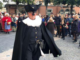 06 CarnevaLöa consegna chiavi Loano 2019